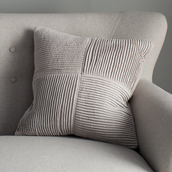 Bellevue 100% Cotton Pillow Cover by Langley Street
